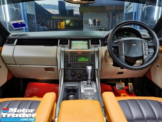 2006 LAND ROVER RANGE ROVER SPORT LAND ROVER RANGE ROVER 4.4 SPORT V8 KAHN EDITION
