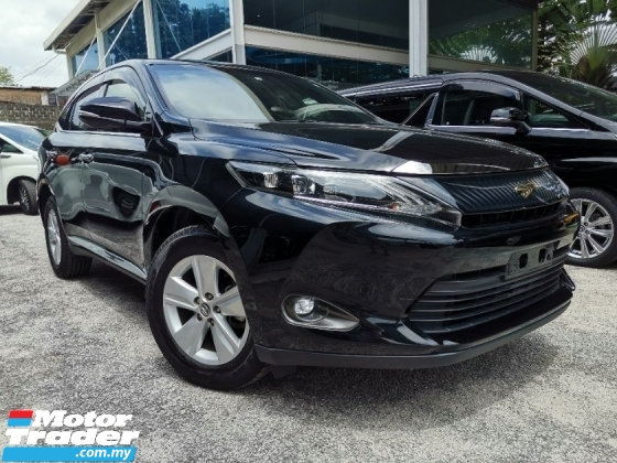2016 TOYOTA HARRIER 2.0 ELEGANCE Panoramic Roof Unregistered