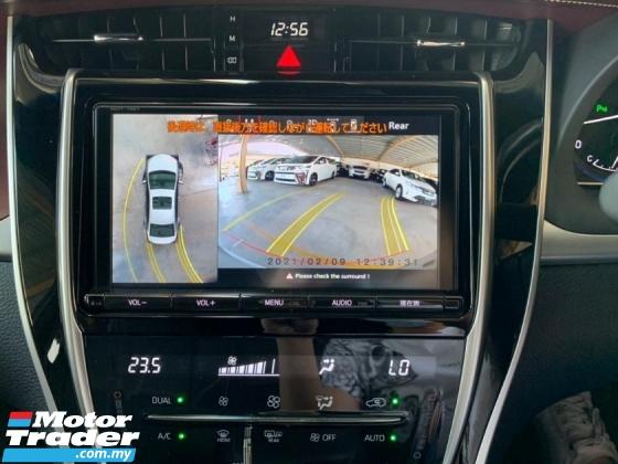2017 TOYOTA HARRIER 2.0 New Facelift UNREG 4Camera Pwr Boot 4B Car