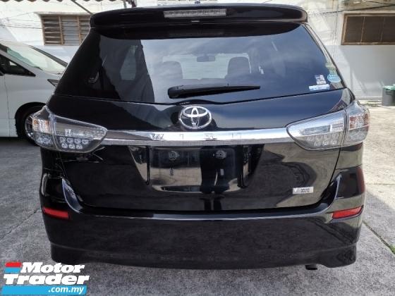 2016 TOYOTA WISH Toyota Wish 1.8 X