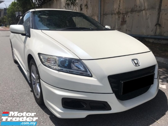 2012 HONDA CR-Z 1.5 HYBRID BATTERY IN GOOD CONDITION CAN LOAN FULL