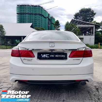2014 HONDA ACCORD 2.0 VTi  Full Spec Car King