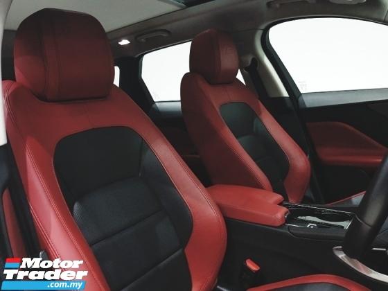 2016 JAGUAR F-PACE 3.0 S V6 R-SPORT PACKAGE 2 TONE INTERIOR UNREG