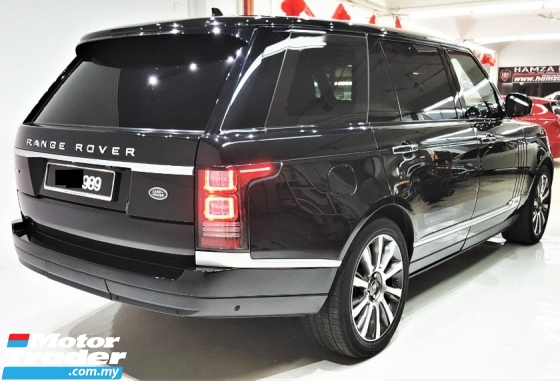 2015 LAND ROVER RANGE ROVER VOGUE 5.0 (A) V8 AUTOBIOGRAPHY LWB SUPERCHARGED TIP TOP