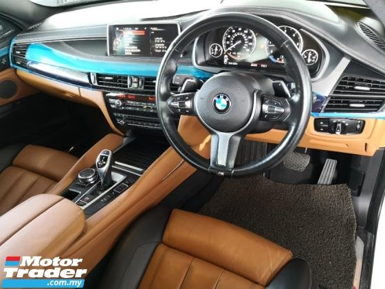 2015 BMW X6 xDrive 40d 3.0 DIESEL M Sport Unreg INC SST