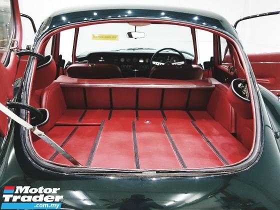 1971 JAGUAR F-TYPE E-Type (Series 3) 5.3 (A)V12 Coupe Antique Car