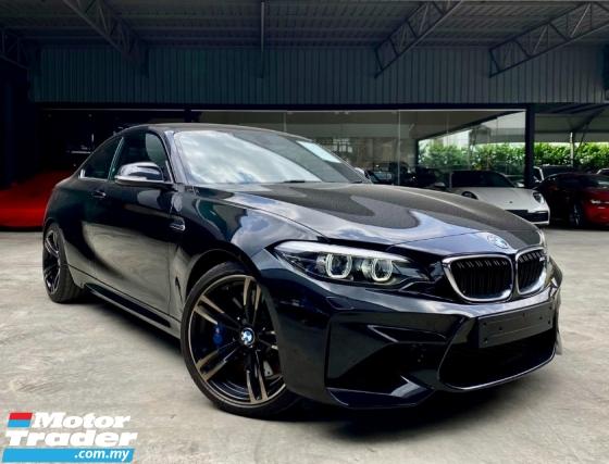2018 BMW M2 3.0 (A) TWINTURBO M PERFORMANCE DCT 7 SPEED UNREG