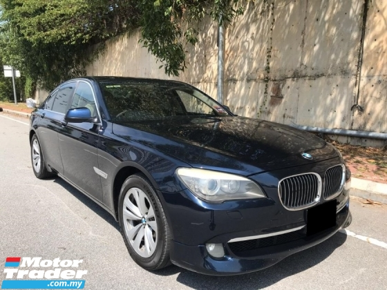 2009 BMW 7 SERIES 740i 3.0 INLINE 6 VVIP CAR CONDITION TIP TOP