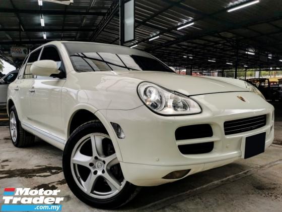 2005 PORSCHE CAYENNE Porsche CAYENNE 3.2 955 V6 (A) SUNROOF PSM WARRNTY