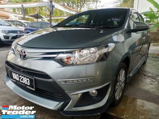 2017 TOYOTA VIOS 2017 Toyota VIOS 1.5 E FACELIFT (A) DUAL VVTI 360 CAMERA 1 OWNER
