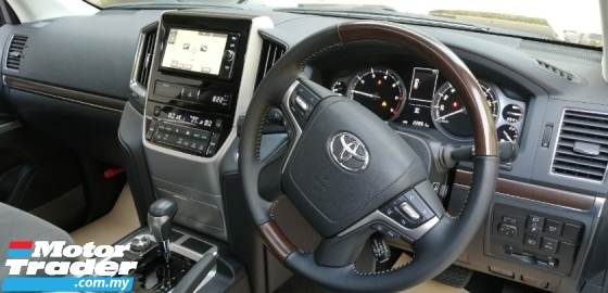 2018 TOYOTA LAND CRUISER 4.6 AX