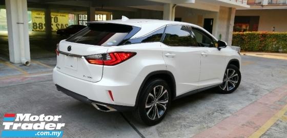 2018 LEXUS RX Lexus Rx300
