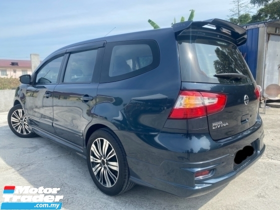 2015 NISSAN GRAND LIVINA 1.8 (A) IMPUL SPEC GOOD CONDITION