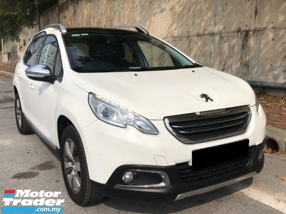2013 PEUGEOT 2008 1.6 VTI EUROPEAN CAR OF THE YEAR LOAN FAST APPROVE