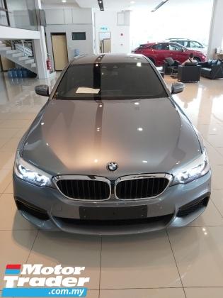 2017 BMW 5 SERIES 520D 2017 M Sport POWERFUL HARMON KARDON REAR CAM