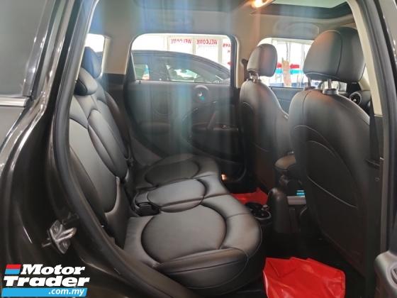 2016 MINI Countryman Cooper S 1.6 SUV