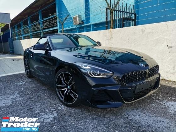 2019 BMW Z4 sDrive 20i M.Sport Convertible {U.K BMW Approved Pre Owned} 100% Genuine Mileage* Provide Warranty