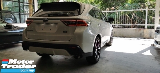 2016 TOYOTA HARRIER GS SPORT EDITION 2.0 / TIPTOP CONDITION / READY STOCK / 5 YEARS WARRANTY