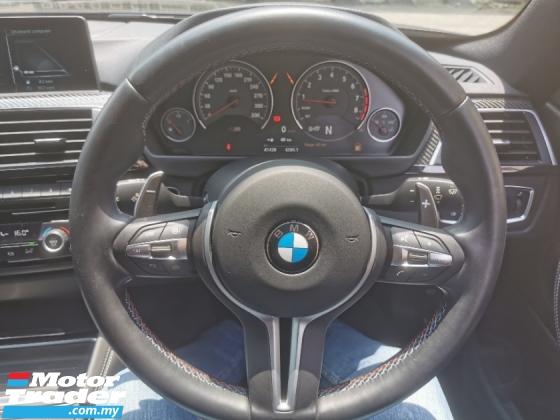 2017 BMW M4 CARBON PACKAGE JAPAN SPEC