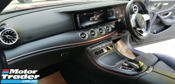 2019 MERCEDES-BENZ E-CLASS E300 AMG