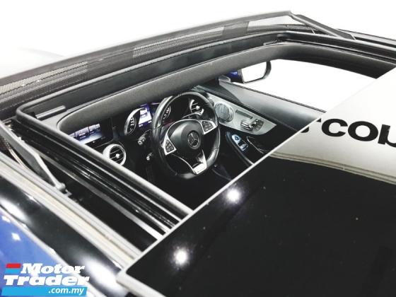 2016 MERCEDES-BENZ C-CLASS C63 COUPE 4.0 V8 BITURBO