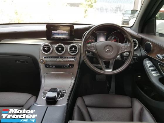 2017 MERCEDES-BENZ GLC 200 - With brown interior - Local Spec - Last Unit