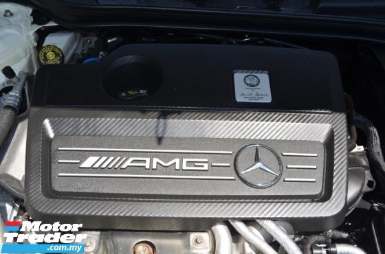 2016 MERCEDES-BENZ CLA CLA45 AMG 2.0 MATIC 49K KM FULL SERVICE RECORD BY MERCEDES