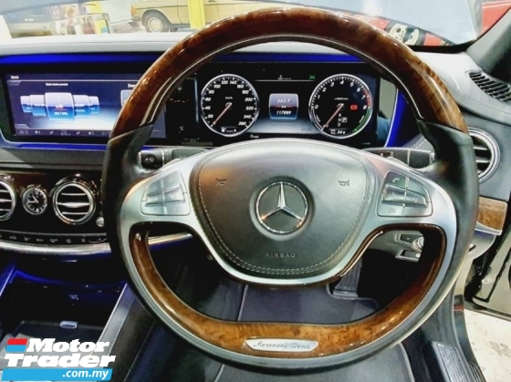 2014 MERCEDES-BENZ S-CLASS 2014 Mercedes Benz S400 L HYBRID (CKD) 1 OWNER