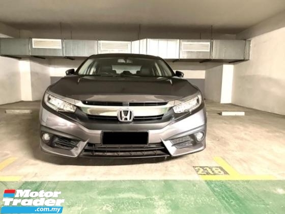 2016 HONDA CIVIC 1.5 TC PREMIUM