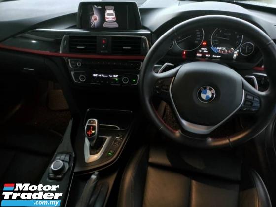 2015 BMW 3 SERIES 320I SPORTS VERSION
