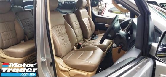 2012 HYUNDAI GRAND STAREX 2.5cc ROYALE MODEL (A) 11 SEAT, ONE CAREFUL OWNER