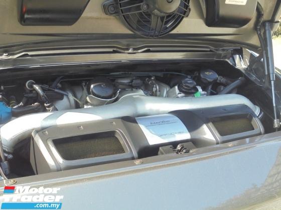 2008 PORSCHE 911  3.6 Turbo S Coupe BOSE LikeNEW Reg.10
