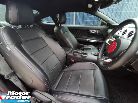 2017 FORD MUSTANG FAST BACK - Australia Spec - Top Condition Unreg