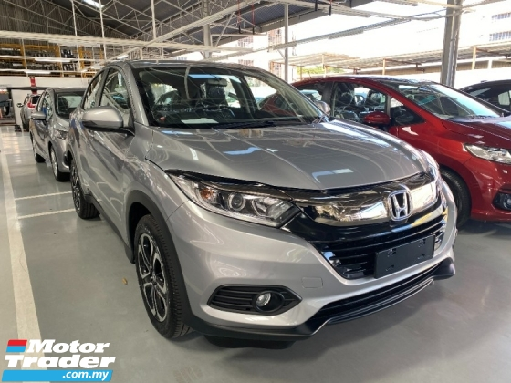 2021 HONDA HR-V  SUPER DEAL UP TO RM 4000 CASH REBATE + ACCESSORIES VOUCHER + OVER TRADE VOUCHER HIGH LOAN AMOUNT LO