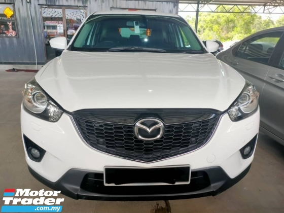 2015 MAZDA CX-5 SKYACTIV 2.5L HIGH