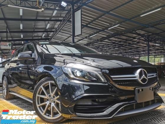 2016 MERCEDES-BENZ A45 Mercedes Benz A45 AMG 2.0 W176 NEW FACELIFT UNREG