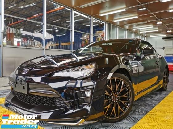 2017 TOYOTA 86 Toyota 86 2.0 GT (M) NewFACELIFT TRD BODYKIT UNREG