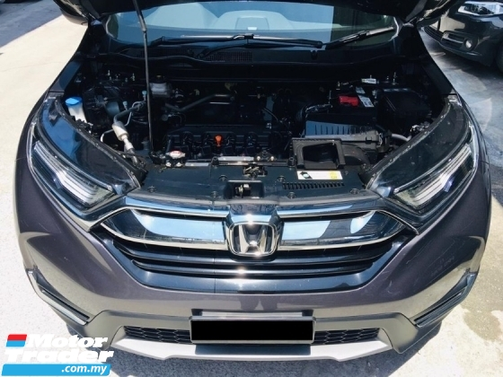 2019 HONDA CR-V 2.0 2WD (A) FULL SERVICES RECORD