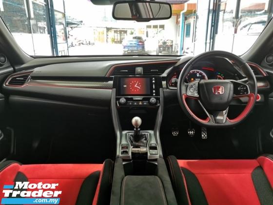 2017 HONDA CIVIC Honda CIVIC 2.0 TYPE R FK8R GT PreCrash P/As UNREG