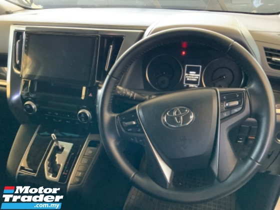 2016 TOYOTA VELLFIRE 2.5 Z Surround camera power boot 7 seaters W power doors 3 years warranty Unregistered