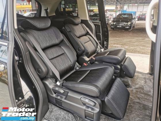 2016 HONDA ODYSSEY Honda ODYSSEY 2.4 ABSOLUTE 2 PwDOOR PreCRASH UNREG