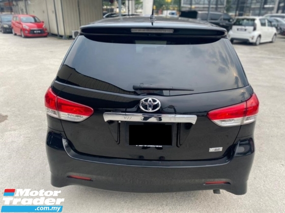 2010 TOYOTA WISH 1.8 S 1 OWNER TIP TOP MUST VIEW FROM DESMOND