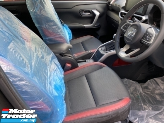 2021 PERODUA ATIVA 1.0 TURBO D-CVT BOOK NOW GET FREE SALE TAX FASTCAR