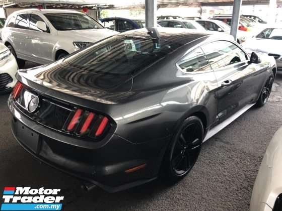 2016 FORD MUSTANG 2.3 EcoBoost Unregistered Genuine Price No Processing Fee Needed No Hidden Charges 310hp SHAKER