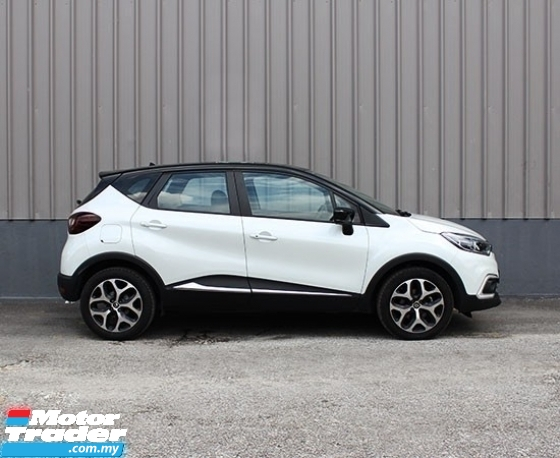 2019 RENAULT CAPTUR BEST OFFER!!! Renault CAPTUR from RM65,000*