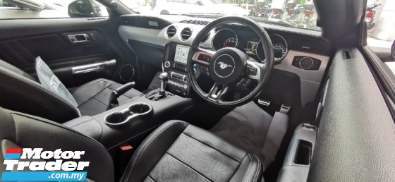 2016 FORD MUSTANG 2.3 ECOBOOST / GT RIMS / READY STOCK NO NEED WAIT