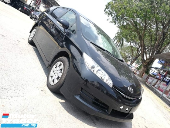 2016 TOYOTA WISH 1.8 X Recon Unregistered