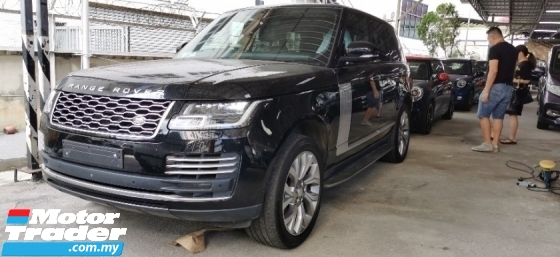 2018 LAND ROVER RANGE ROVER VOGUE 4.4 SDV8 AUTOBIOGRAPHY / NEW FACELIFT / FULLY SPEC / HIGH GRED UNIT