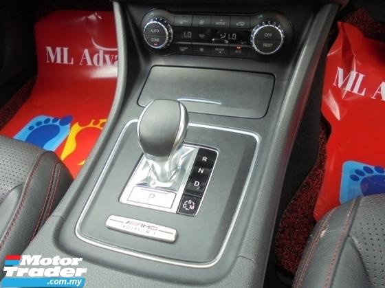 2014 MERCEDES-BENZ A45 AMG EDITION 1 2.0 4MATIC Reg.19