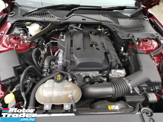 2018 FORD MUSTANG 2.3 Eco Boost Coupe Unregister